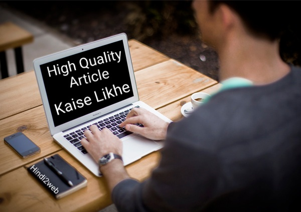 tips for high quality content