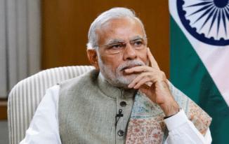 Narendra Modi Contact Number