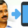 arvind kejriwal contact number